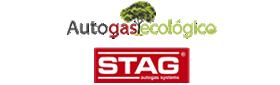 Autogasecológico y STAG